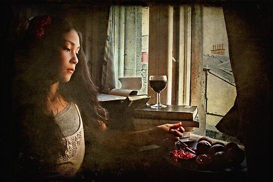 Persephone by Rebecca Tun