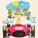 Pfirsichstrand Grand Prix von stratman7