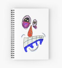 Grrr Spiral Notebook