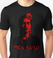 Frida Kahlo (Ver 8.2) Unisex T-Shirt