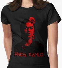 Frida Kahlo (Ver 8.2) Women's Fitted T-Shirt