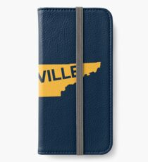 Nashville Predators - Smashville Tennessee iPhone Wallet/Case/Skin