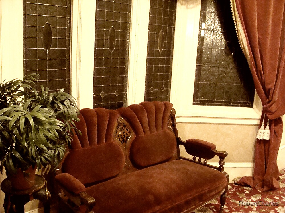 Sitting Room by RobertCharles