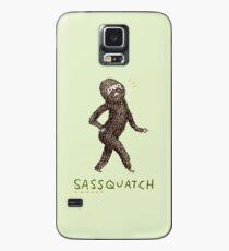 Sassquatch Case/Skin for Samsung Galaxy