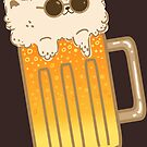 Beer Pup by fluffymafi