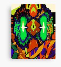 Dizziness v2 Canvas Print