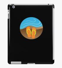 Beach Life iPad-Hülle & Klebefolie