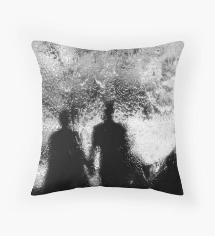 Gothic Romance Throw Pillow