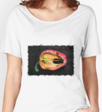 Vegetables drawn Art Women's Relaxed Fit T-Shirt