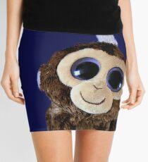 Cheeky Monkey tee Mini Skirt