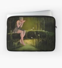 Down in the Forest Laptop Sleeve