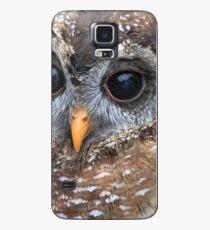 woodford Owl Case/Skin for Samsung Galaxy