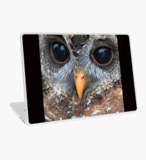 woodford Owl Laptop Skin