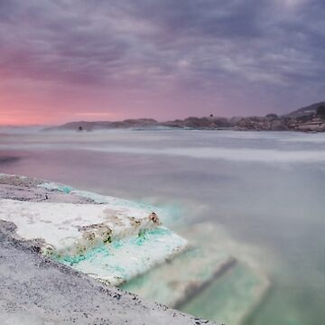 Campsbay Tidal Pool Pano by louishiemstra