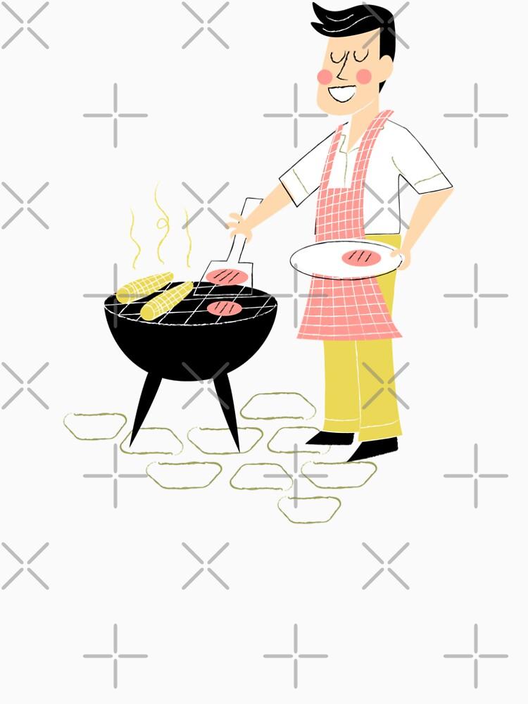 Summer Family Cookout - Pattern de miavaldez