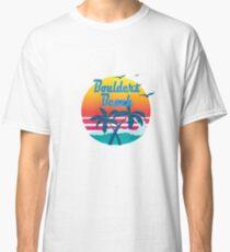 Boulders Beach, summer retro vintage Classic T-Shirt