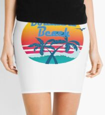 Boulders Beach, summer retro vintage Mini Skirt