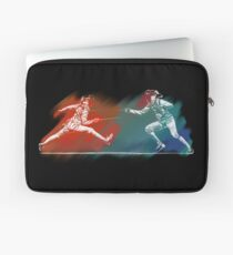 fencing Laptop Sleeve
