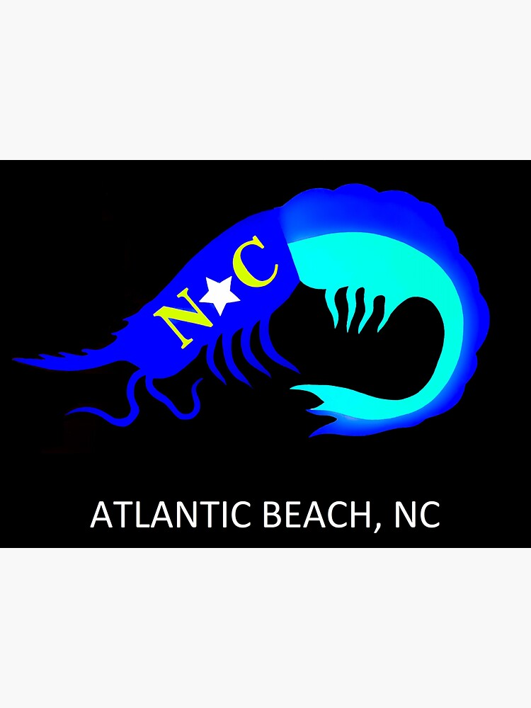 Nautical NC Shrimp    (Atlantic beach, NC) by barryknauff