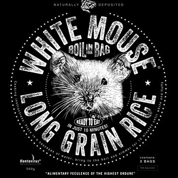 White Mouse Long Grain Rice by godgeeki