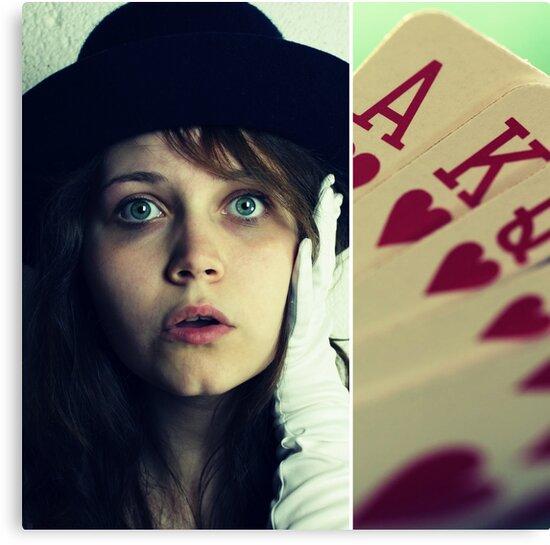 Poker Face by lollipoppins