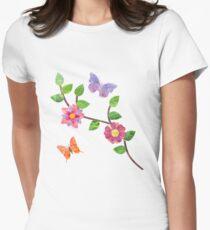 Butterflies & Blooms T-Shirt