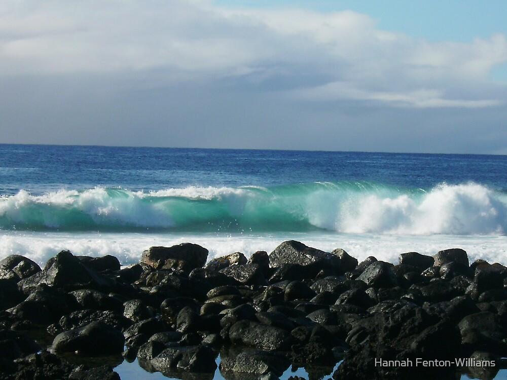 Wave by Hannah Fenton williams