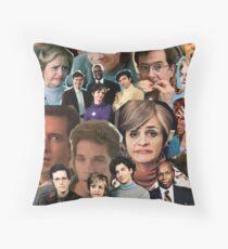 Candy Crush Throw Pillow