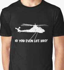 Do You Even Lift Bro? Graphic T-Shirt