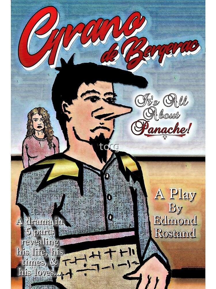 Cyrano de Bergerac by torg