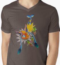 Chymereon Men's V-Neck T-Shirt