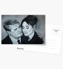 Brian and Reggie  Postcards