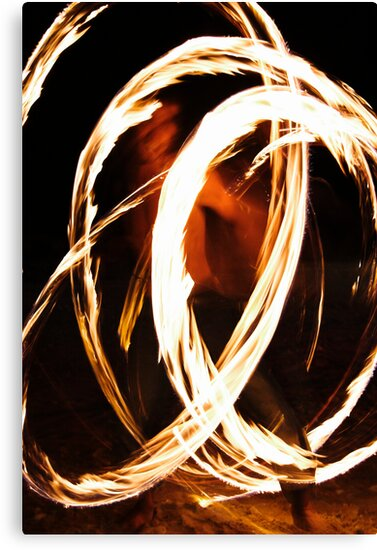 Fire Dancer by Kerry Dunstone