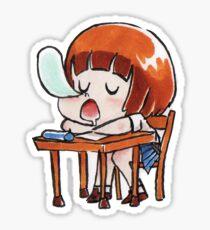 Mako manga kill Sticker