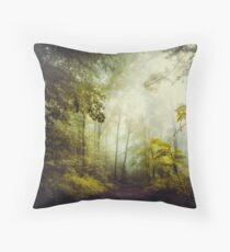 Glorious Woods Throw Pillow
