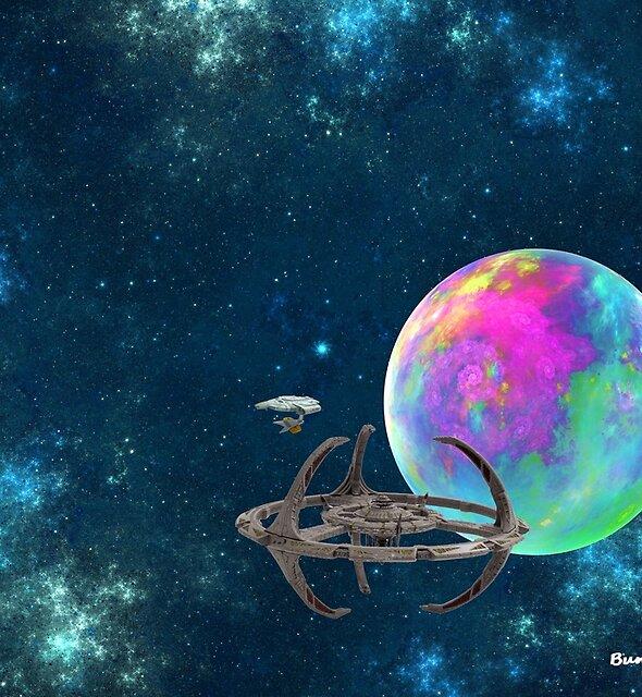 Badlands by Bunny Clarke