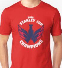 Washington Capitals Stanley Cup Champions Unisex T-Shirt 34b3d82a8
