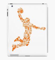 Slam Dunk Basketball iPad Case/Skin