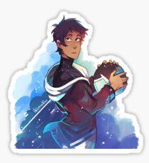 Space boi Sticker