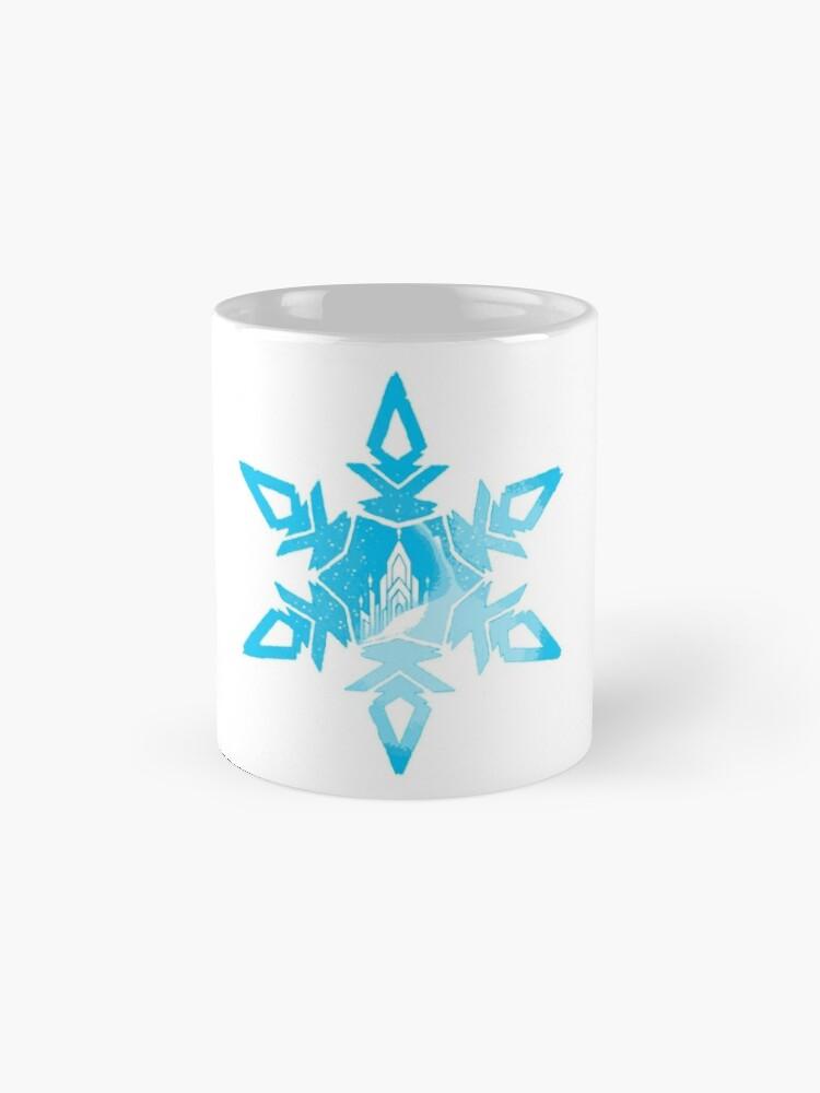 Vista alternativa de Tazas Fantasía de hielo