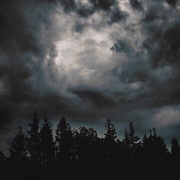 Spiral of Darkness by MsDunwich