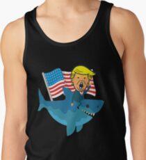 Donald Trump Shark Tank Top