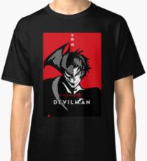DEVILMAN CRYBABY - poster  Classic T-Shirt
