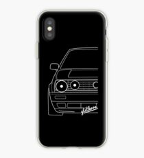 Vinilo o funda para iPhone Golf 2 MK2 GTI