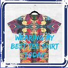 Best Tee Shirt  by Dottie Phelps   Visker