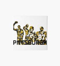 Pittsburgh Legends Art Board