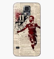 SPORTS ART #SALAH THE KING on dictionary Case/Skin for Samsung Galaxy