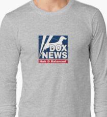 DOX NEWS Long Sleeve T-Shirt