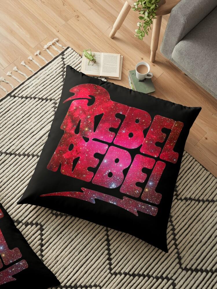 REBEL REBEL - DAVID BOWIE by saramessias