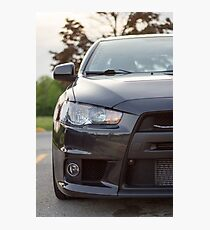 Evo X Photographic Print